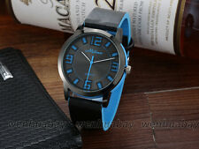 Fashion Casual Women Watches Round Dial Quartz Analog Girls Students Wristwatch