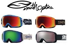 AUTHENTIC SMITH OPTICS GROM JUNIOR SNOW/SKI GOGGLE, MULTIPLE COLORS! BRAND NEW!