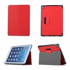 Luxury Cloth Leather Folding Folio Smart Stand Case Cover For Apple iPad Pro9.7""