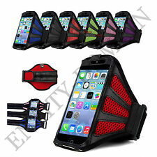 Sports Running Jogging Gym Armband Arm Band Case Cover Holder for iPhone 6-5-4-3