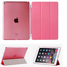 New Smart Magnetic Leather Stand Case Cover for Apple iPad 2 3 4 Mini-Air-Pro
