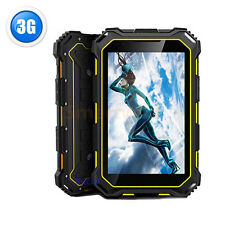 7 inch Android GPS NFC Smart Tablet Phone Waterproof Rugged PC Quad Core 4 color