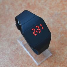 Silicone Watches Screen Watch Jelly LED Touch Ultra-thin