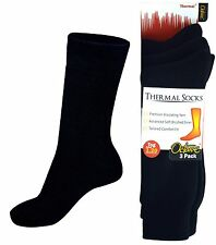 OCTAVE® Womens Thermal Socks - 1.2 TOG - 3 Pairs or 6 Pairs