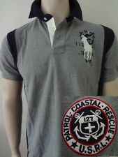 Mens Ralph Lauren Polo Shirt Custom Fit (Tracking No. Postage) Large