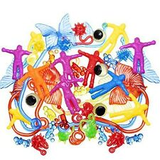 Fun toys Sticky Stretchy Toy Assortment of 100 Pics