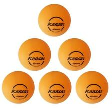 Pack of 6 Ping Pong Table Tennis Balls Beer Pong Balls 40mm