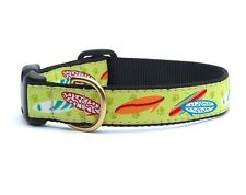 Petite dog collar Up Country Surfboards small dog collar