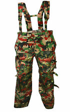 Genuine Swiss Army Issue M70 Heavy Cotton Pants Alpenflage Camo Combat Trousers