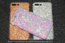 Shockproof Luxury Diamond Bling Crystal Hard Case Cover For iPhone 5 6 6s 7 Plus