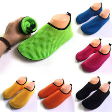 Unisex Fitness Sports Slip-On YOGA SKIN SHOES Swimming Socks Water Shoes