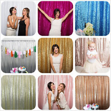 10FTX8FT Gold Sequin Photography Backdrop Sequin Fabric Photography Backdrop