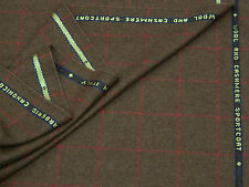 VITALE BARBERIS, WOOL AND CASHMERE SPORTSCOAT JACKETING FABRIC - MADE IN ITALY