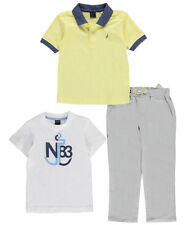 """Nautica Little Boys' Toddler """"North Woods"""" 3-Piece Outfit (Sizes 2T - 4T)"""