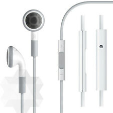 EarPods Earphones Earbuds Headphones For Apple iPhone 5s SE 6s 6Plus Remote Mic