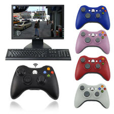New Wireless/Wired Game Remote Controller for Microsoft Xbox 360 Console NEW WP