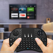 iPazzPort 2.4GHz Mini Wireless QWERTY Keyboard with Touchpad Handheld Keyboard.