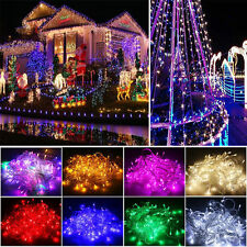30M 300 LED Christmas Wedding Xmas Party Decor Outdoor Fairy String Light Lamp