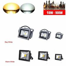 LED Security Light Floodlight SMD 50W Outdoor Garden Lamp IP65 220V