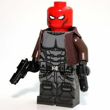 Custom Lego Red Hood Minifigure