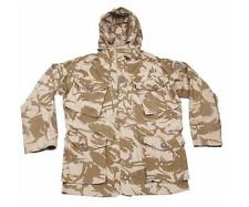 New Desert Smock Windproof Combat Smock - Genuine Army Issue Desert Camo Jacket