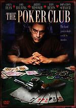 The Poker Club (DVD, 2009 Widescreen) Brand New & Ships for FREE!
