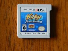 Kirby Plant Robobot Nintendo 3DS