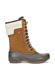 The North Face Womens Shellista II Mid Waterproof Boots Brown/Brown