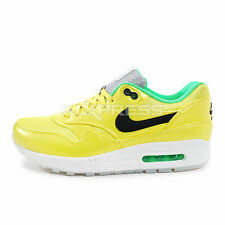 Nike Air Max 1 FB Premium QS [665874-700] NSW Running Mercurial Yellow/Neo Lime