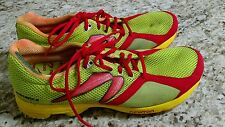Mens newton distance running shoes size 13 m