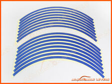 Self Adhesive Reflective Rim Tape 17 inch Rims Strips Motorcycle KTM RC8 / R