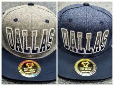 Dallas Cowboys Hat Snapback  Available in Blue or Gray Embroidered Logo