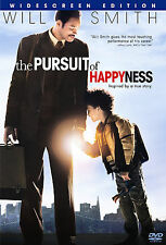The Pursuit of Happyness (DVD, 2007, Widescreen) MINT