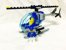 Lego City Town Square Helicopter + Figure Mint 60097/8404/60026