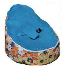 Baby Bean Bag 2 in 1 With Softy Portable Cradle Soft Snuggle Bed Cover Harness