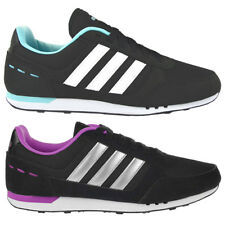 adidas City Racer W Women's Shoes Women's Sneaker Black gym shoe new adistar