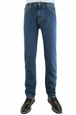 Armani Jeans Mens J45 Regular Fit Cotton Blend Denim Jeans B6J84 8J 15 Blue