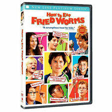 How to Eat Fried Worms New Line Platinum Series (DVD) NEW *SHIPS NEXT DAY*