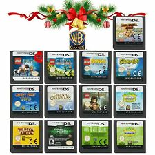 Multi✿ Nintendo DS All Models ●● ALL WARNER BROTHERS CHARACTER GAMES ●● 04/12