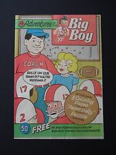 Adventures of the Big Boy #407 1991 VF/NM  Promotional Comic Book