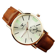 Luxury Mens Quartz Watches Roma Scale Quartz Wristwatch Male Casual Wristwatch