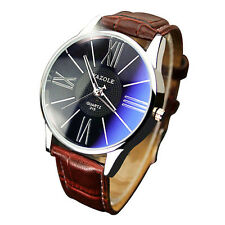 Newly Mens Quartz Watches Luxury Watches Brand Roma Scale Quartz Wristwatch