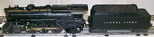 Lionel Postwar 2025 2-6-2 Locomotive w/6466W Whistling Tender - SERVICED - EX+