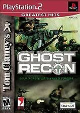 Tom Clancy's Ghost Recon Greatest Hits (Sony PlayStation 2, 2004)