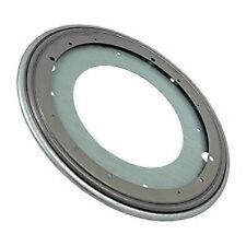 """12"""" lazy susan ball bearing, triangle hardware, round, holds 1000 lbs."""