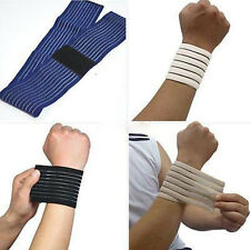 Palm Wrap Hand Brace Support Elastic Wrist Sleeve Band Gym Sports Traning Guard