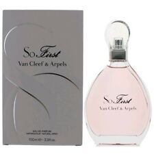 So First Perfume by Van Cleef & Arpels, 3.3 oz EDP Spray for Women NEW