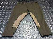 Genuine British Army Household Cavalry No2 Dress Breeches / Jodhpurs - All Size