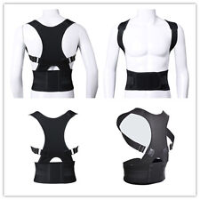 Adjustable Posture Corrector Back Support Magnetic Brace Shoulder Band Belt