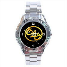 NEW Wrist Watch Stainless Unisex ELO Electric Light Orchestra Classic Rock
